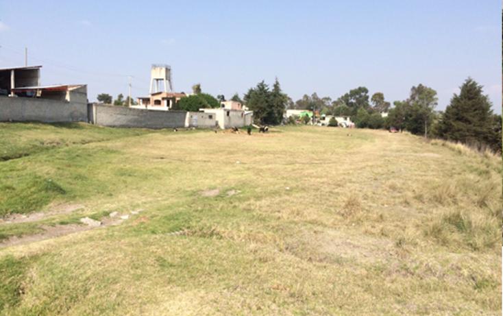 Foto de terreno habitacional en venta en  , santa juana segunda sección, almoloya de juárez, méxico, 1195317 No. 03