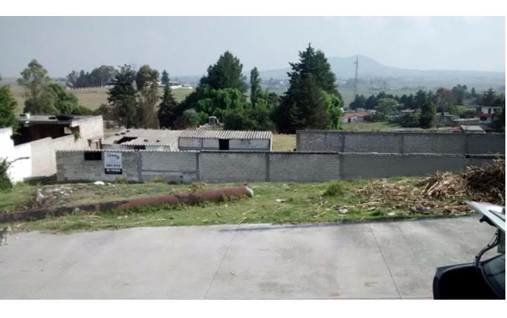 Foto de terreno habitacional en venta en  , santa juana segunda sección, almoloya de juárez, méxico, 1195317 No. 05