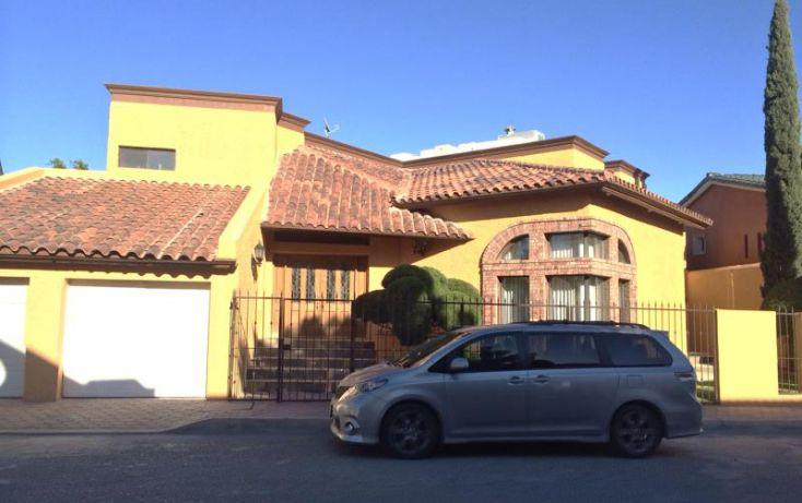 Foto de casa en venta en santa julia 824, campestre san marcos, juárez, chihuahua, 1219509 no 01