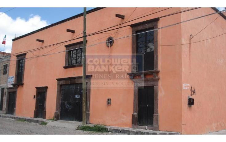 Foto de casa en venta en  , santa julia, san miguel de allende, guanajuato, 1839800 No. 01