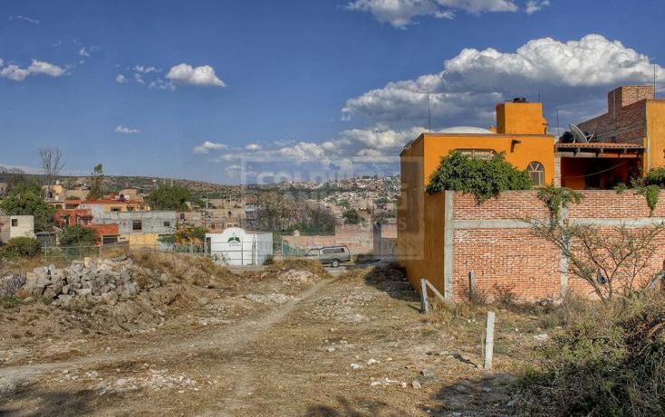 Foto de terreno habitacional en venta en  , santa julia, san miguel de allende, guanajuato, 560004 No. 07