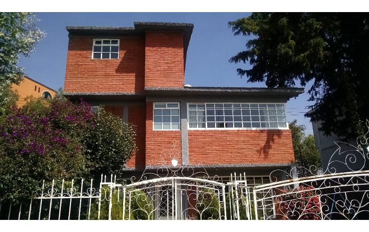 Foto de casa en venta en  , santa luc?a chantepec, ?lvaro obreg?n, distrito federal, 1430303 No. 01