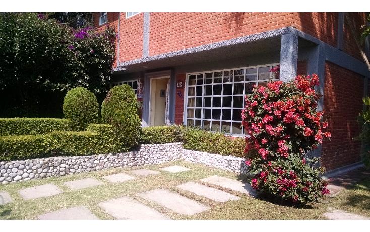 Foto de casa en venta en  , santa lucía chantepec, álvaro obregón, distrito federal, 1430303 No. 02
