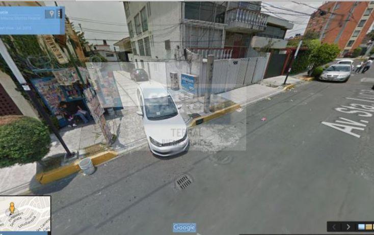 Foto de edificio en venta en santa lucia, colina del sur, álvaro obregón, df, 1522015 no 01