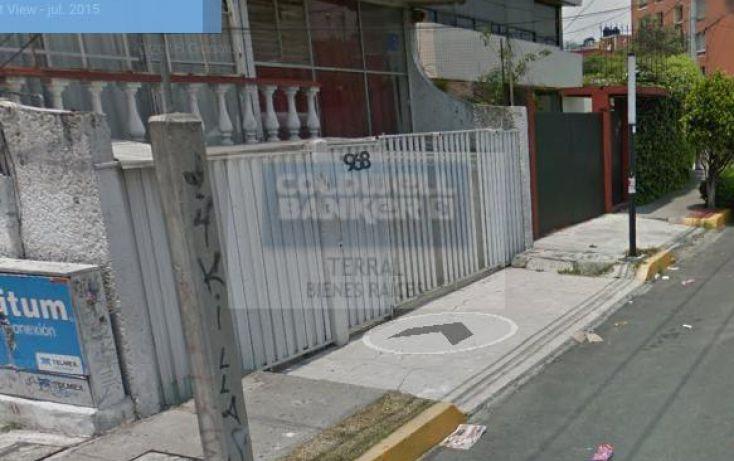 Foto de edificio en venta en santa lucia, colina del sur, álvaro obregón, df, 1522015 no 04
