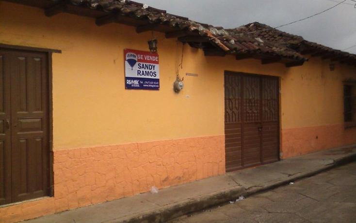 Foto de casa en venta en  , santa lucia, san cristóbal de las casas, chiapas, 1481607 No. 01
