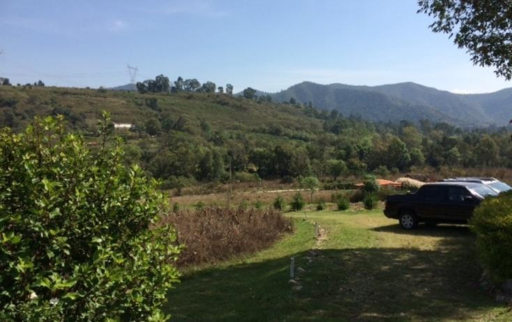 Foto de terreno habitacional en venta en  , santa magdalena tilostoc, valle de bravo, m?xico, 1615139 No. 04