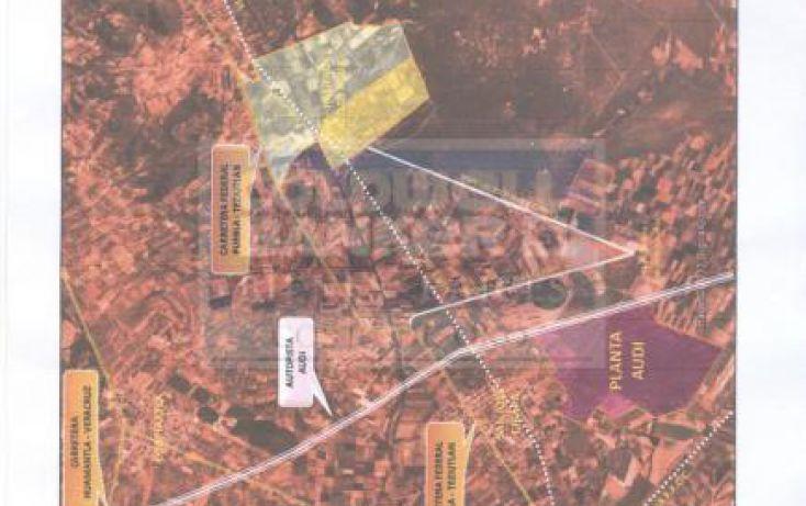 Foto de terreno habitacional en venta en santa mara ixtiyucan, santa maría ixtiyucan, nopalucan, puebla, 953375 no 04