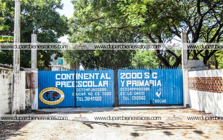 Foto de terreno comercial en renta en, santa margarita, carmen, campeche, 1117461 no 01