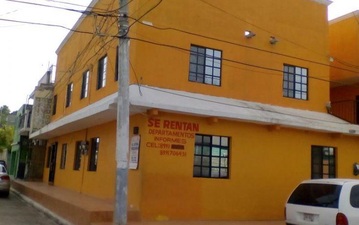 Foto de departamento en venta en santa margarita esq san martin, loma alta, reynosa, tamaulipas, 1577246 no 02