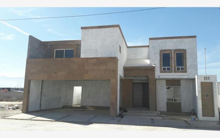 Foto de casa en venta en santa mar?a 500, san jos?, saltillo, coahuila de zaragoza, 1646652 No. 01