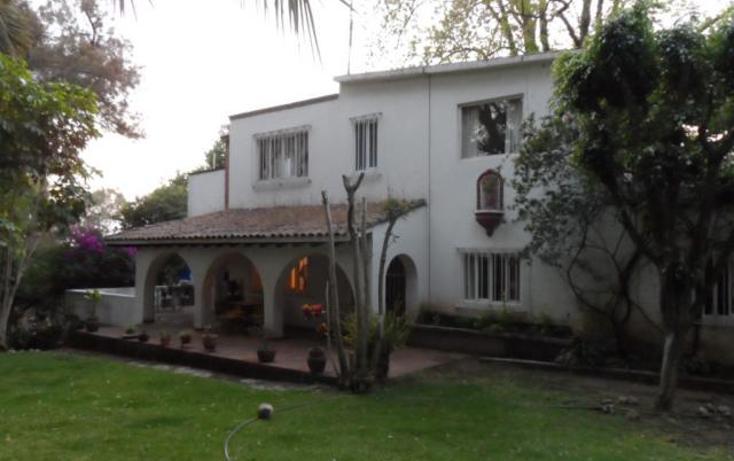 Foto de casa en renta en  , santa maría ahuacatitlán, cuernavaca, morelos, 1133351 No. 01