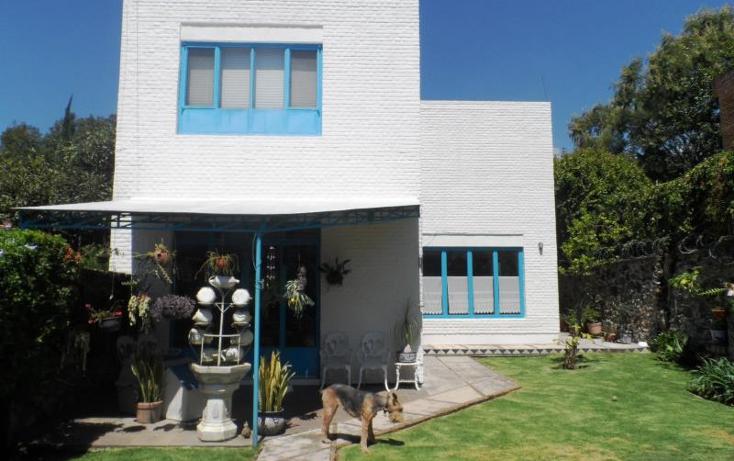 Foto de casa en venta en  , santa mar?a ahuacatitl?n, cuernavaca, morelos, 1179743 No. 01