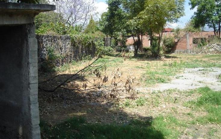 Foto de terreno habitacional en venta en  , santa maría ahuacatitlán, cuernavaca, morelos, 1207367 No. 12