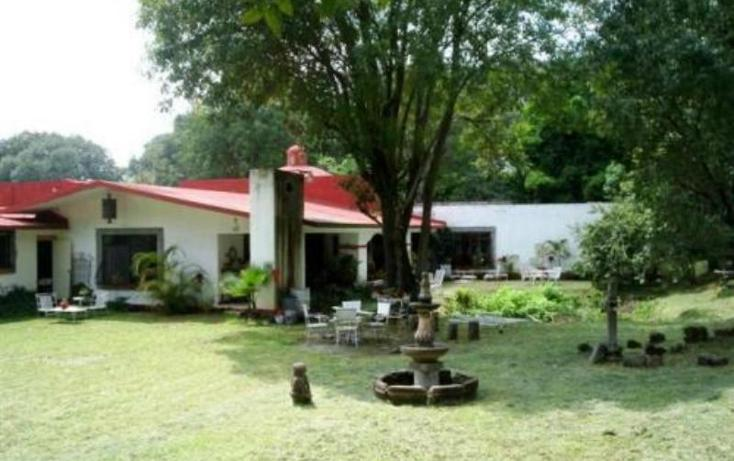 Foto de casa en venta en  , santa mar?a ahuacatitl?n, cuernavaca, morelos, 398983 No. 01