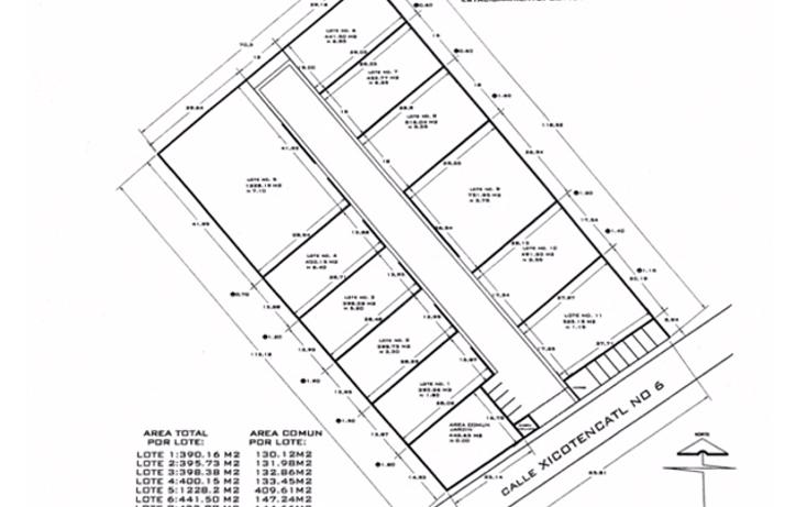 Foto de terreno habitacional en venta en  , santa maría atlihuetzian, yauhquemehcan, tlaxcala, 1720066 No. 04