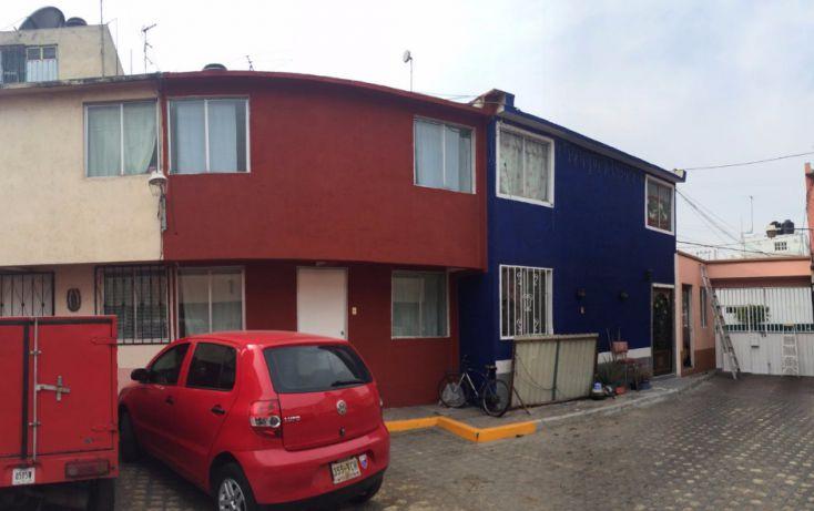 Foto de casa en condominio en venta en, santa maría aztahuacan ampliación, iztapalapa, df, 1896982 no 01