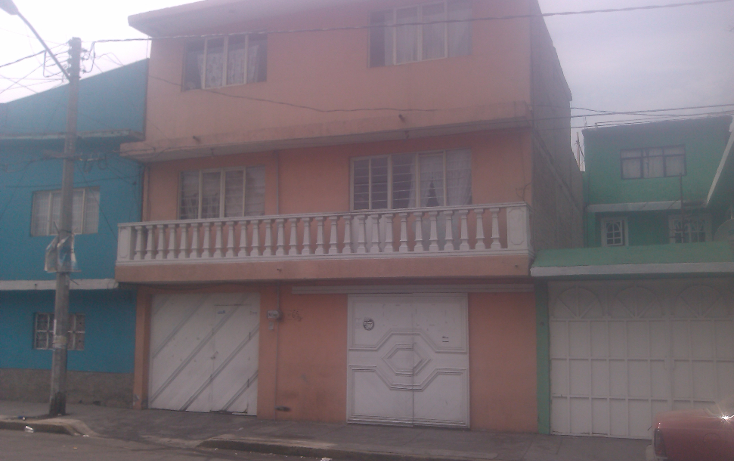 Foto de casa en venta en  , santa maria aztahuacan, iztapalapa, distrito federal, 1673020 No. 01