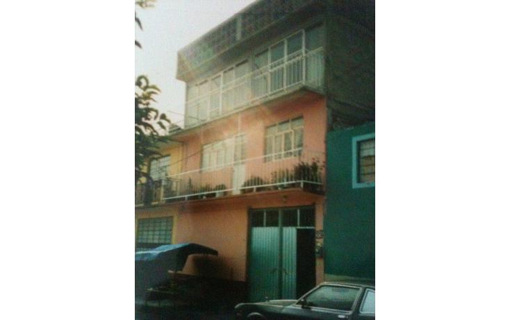 Foto de casa en venta en  , santa maria aztahuacan, iztapalapa, distrito federal, 952217 No. 01