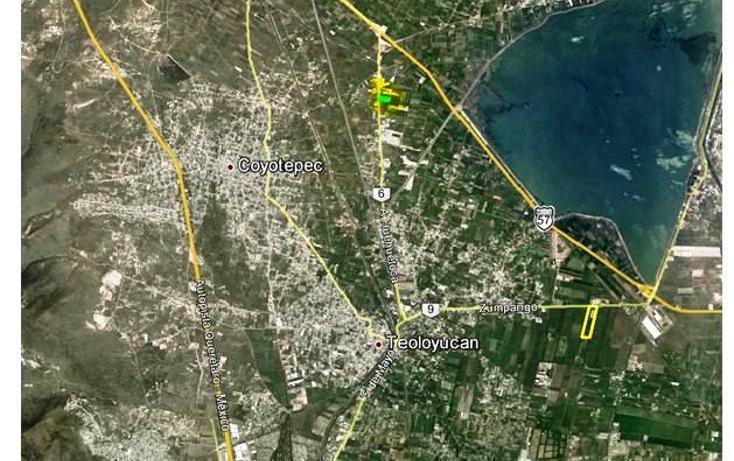 Foto de terreno industrial en venta en  , santa maría caliacac, teoloyucan, méxico, 1042537 No. 05