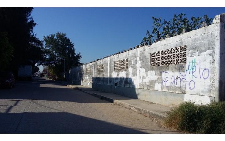 Foto de terreno habitacional en venta en  , santa maría coyotepec, santa maría coyotepec, oaxaca, 768259 No. 01