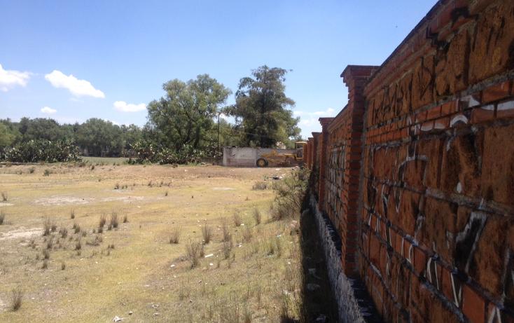 Foto de terreno habitacional en venta en  , santa mar?a cuevas, zumpango, m?xico, 1187923 No. 03