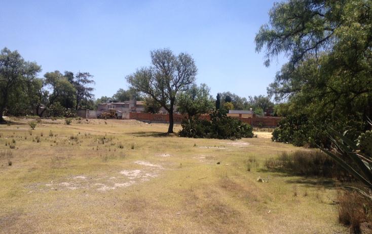 Foto de terreno habitacional en venta en  , santa mar?a cuevas, zumpango, m?xico, 1187923 No. 04