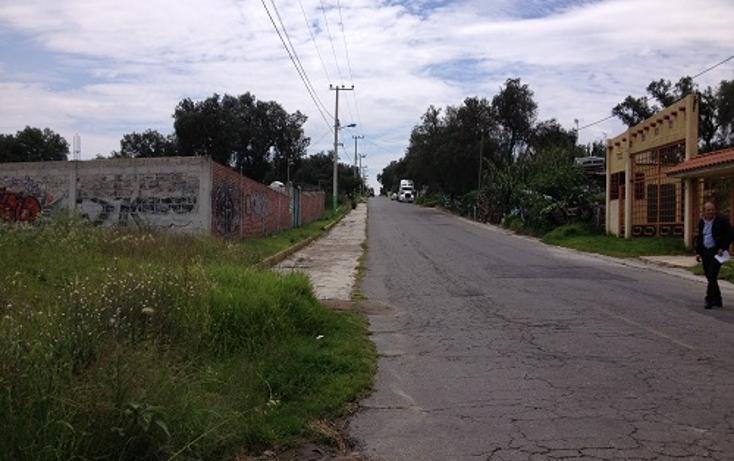 Foto de terreno habitacional en venta en  , santa maría cuevas, zumpango, méxico, 1343415 No. 03