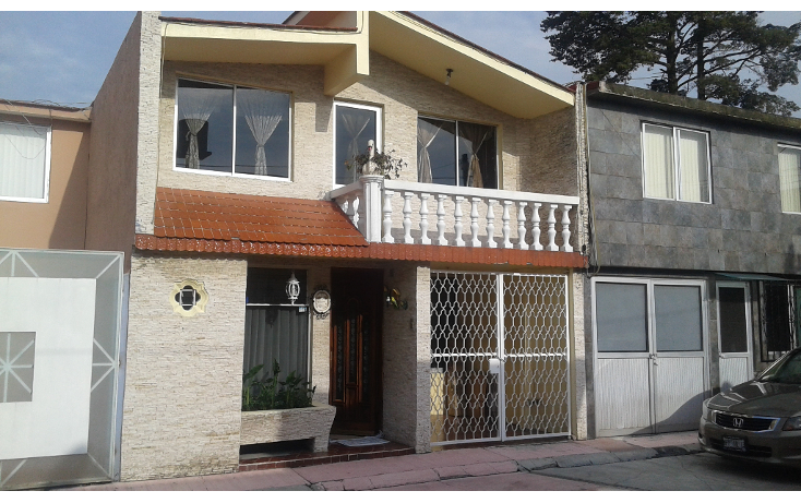 Foto de casa en venta en  , santa mar?a de las rosas, toluca, m?xico, 1289091 No. 01