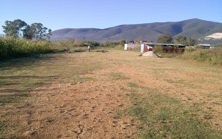 Foto de terreno habitacional en venta en  , santa maria del tule, santa mar?a del tule, oaxaca, 1391863 No. 01