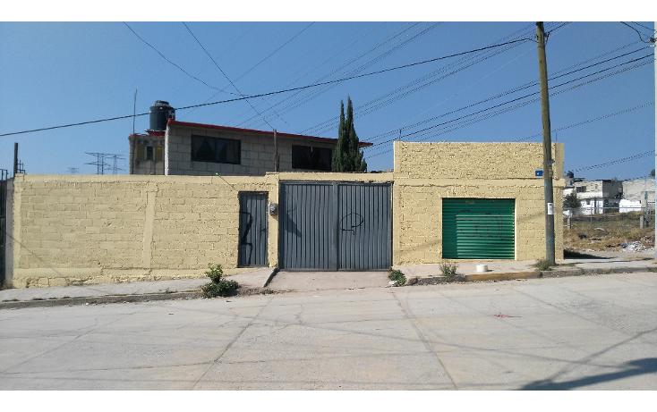 Foto de casa en venta en  , santa maría guadalupe las torres 2a sección, cuautitlán izcalli, méxico, 2014828 No. 01