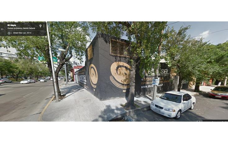 Foto de terreno comercial en venta en  , santa maria insurgentes, cuauht?moc, distrito federal, 1624269 No. 01
