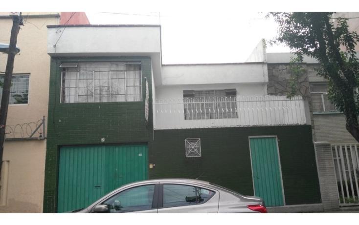 Foto de casa en venta en  , santa maria insurgentes, cuauhtémoc, distrito federal, 2044685 No. 12