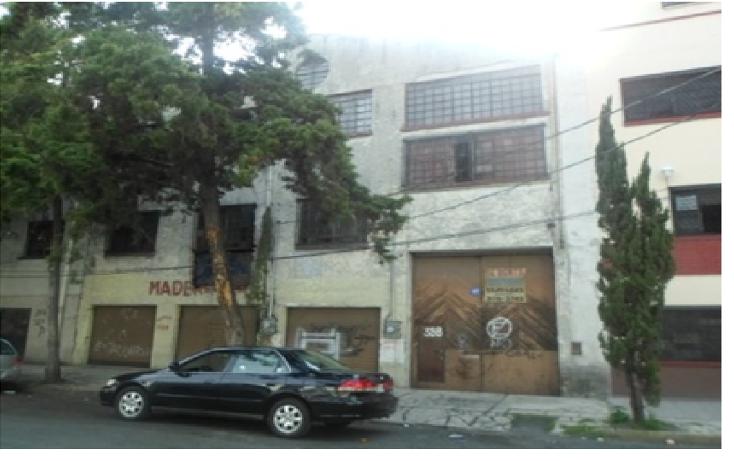 Foto de nave industrial en venta en  , santa maria la ribera, cuauhtémoc, distrito federal, 1116343 No. 01