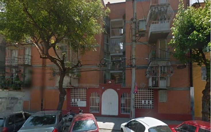 Foto de departamento en venta en  , santa maria la ribera, cuauhtémoc, distrito federal, 1438895 No. 01