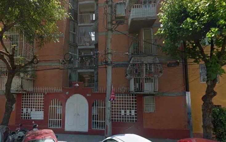 Foto de departamento en venta en  , santa maria la ribera, cuauhtémoc, distrito federal, 1478551 No. 01