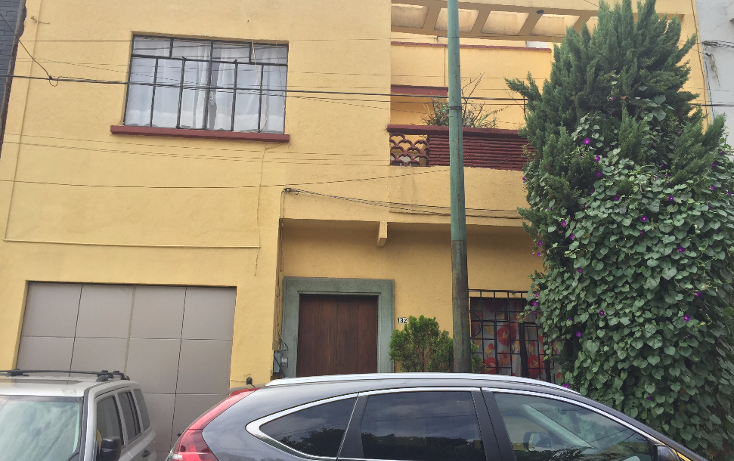 Foto de casa en venta en  , santa maria la ribera, cuauht?moc, distrito federal, 1488429 No. 01