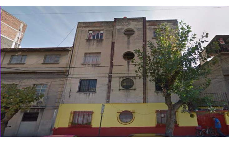 Foto de terreno habitacional en venta en  , santa maria la ribera, cuauhtémoc, distrito federal, 1577990 No. 01
