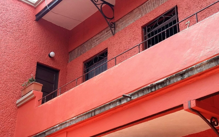 Foto de oficina en renta en  , santa maria la ribera, cuauhtémoc, distrito federal, 1597778 No. 02