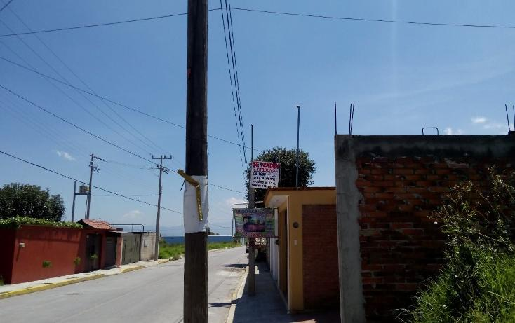 Foto de terreno habitacional en venta en  , santa maría magdalena ocotitlán, metepec, méxico, 3426710 No. 02