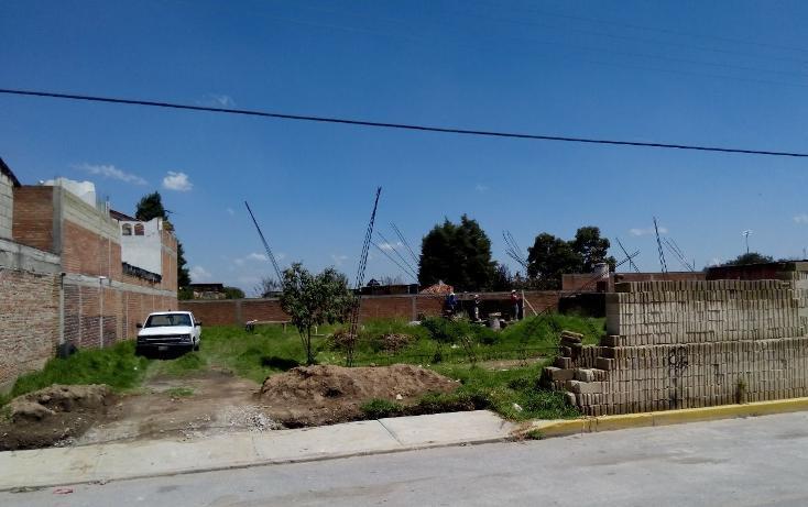 Foto de terreno habitacional en venta en  , santa maría magdalena ocotitlán, metepec, méxico, 3426710 No. 03