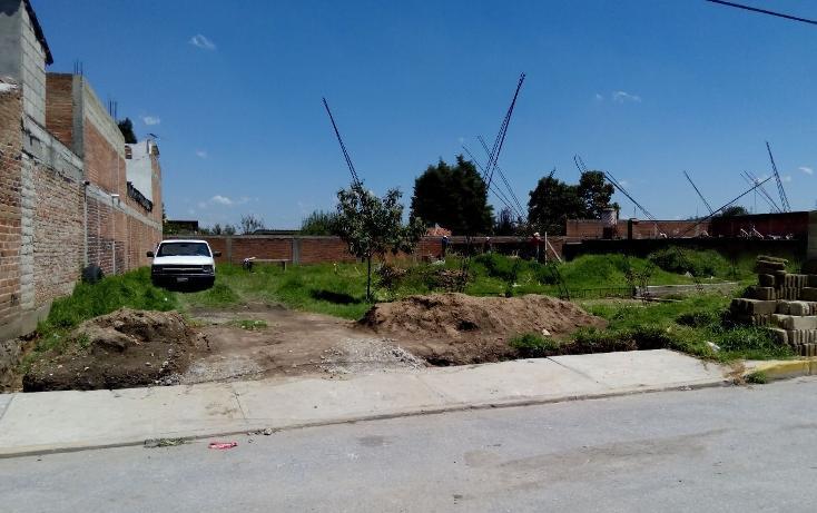 Foto de terreno habitacional en venta en  , santa maría magdalena ocotitlán, metepec, méxico, 3426710 No. 06