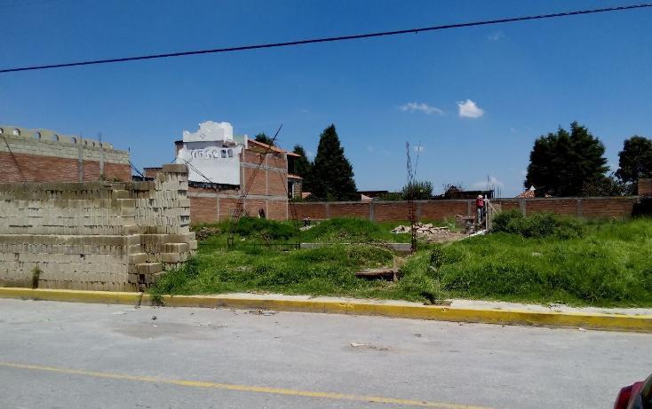 Foto de terreno habitacional en venta en  , santa maría magdalena ocotitlán, metepec, méxico, 3426710 No. 08