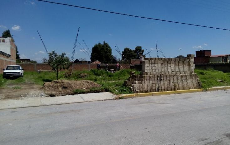 Foto de terreno habitacional en venta en  , santa maría magdalena ocotitlán, metepec, méxico, 3426710 No. 09