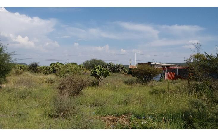 Foto de terreno habitacional en venta en  , santa maría magdalena, querétaro, querétaro, 1330779 No. 01