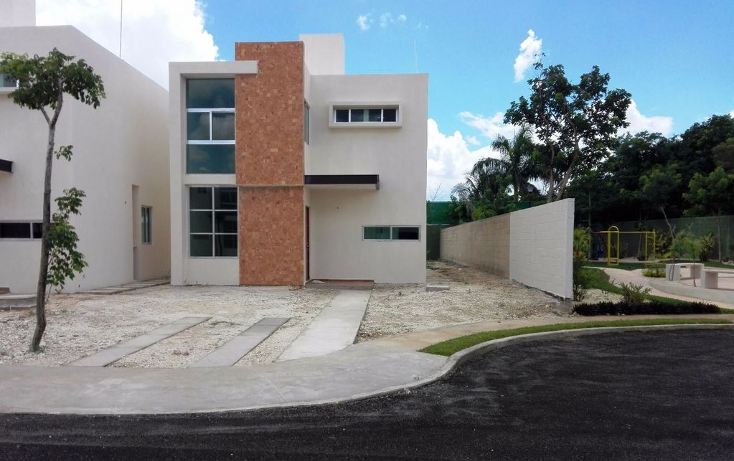 Foto de casa en venta en  , santa maria, mérida, yucatán, 1076693 No. 01
