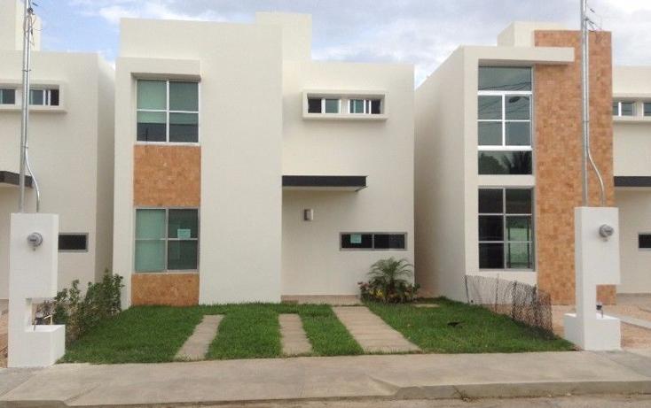 Foto de casa en venta en  , santa maria, mérida, yucatán, 1162411 No. 01