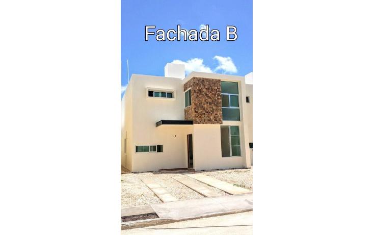 Foto de casa en venta en  , santa maria, m?rida, yucat?n, 1394647 No. 01