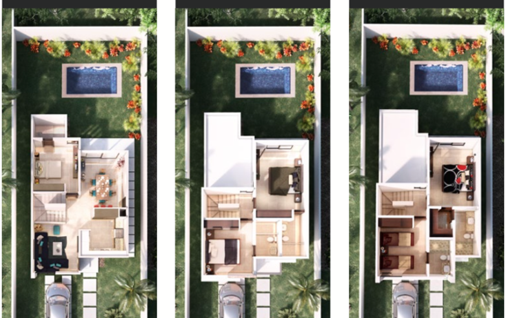 Foto de casa en venta en, santa maria, mérida, yucatán, 1401691 no 10