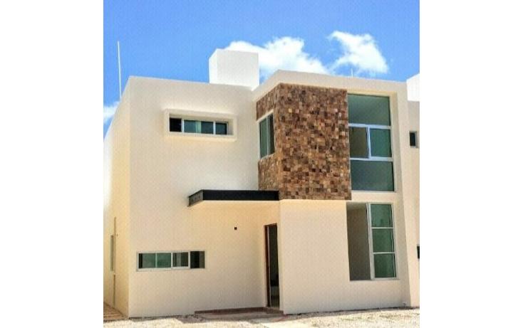 Foto de casa en venta en  , santa maria, mérida, yucatán, 1438343 No. 01